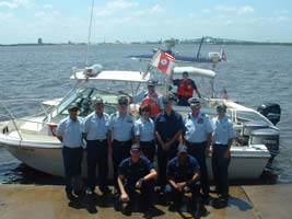 Flotilla Members